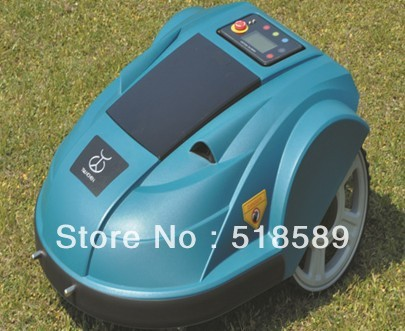 China Original Li-ion battery High Quality Auto Recharged Intelligent Lawn Mower/Intelligent Weed Cutter<br><br>Aliexpress
