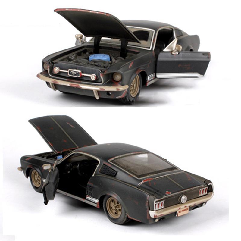 ford mustang diecast model autos weblog. Black Bedroom Furniture Sets. Home Design Ideas