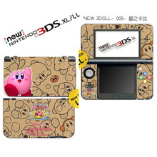Buy 5# Popular Kirby Game Vinyl Skin Decal Cover Nintendo New 3DS XL LL Stickers Console Skins for $4.99 in AliExpress store