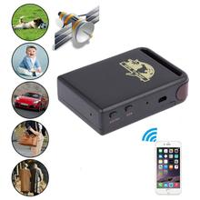 Best-seller Mini Vehicle GSM GPRS GPS Tracker Car Vehicle Tracking Locator Device TK102B 51104(China (Mainland))