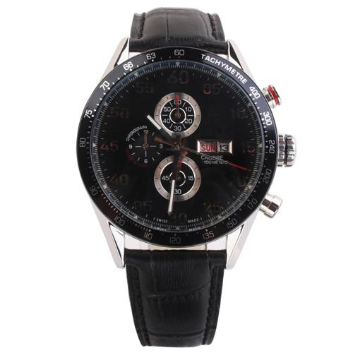 Здесь можно купить  Men luxury brand watch sports Excellent Tachymeter Date Display Full Stainless Steel Case Military Mechanical Watches SS00246  Ювелирные изделия и часы