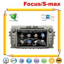 Car DVD Player for Focus/Mondeo 2007-2009 with GPS Navigation ,Russian Menu,Radio,TV, BT,iPOD+Free 4G Card map !!(China (Mainland))