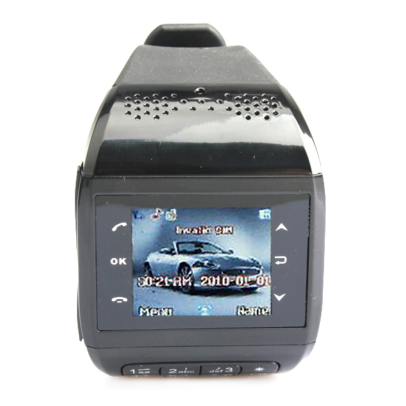 Wrist Watch Mobile Phone Q8 Bluetooth Watch Cell Phone Video Camera Mp3/4 Dual SIM(China (Mainland))