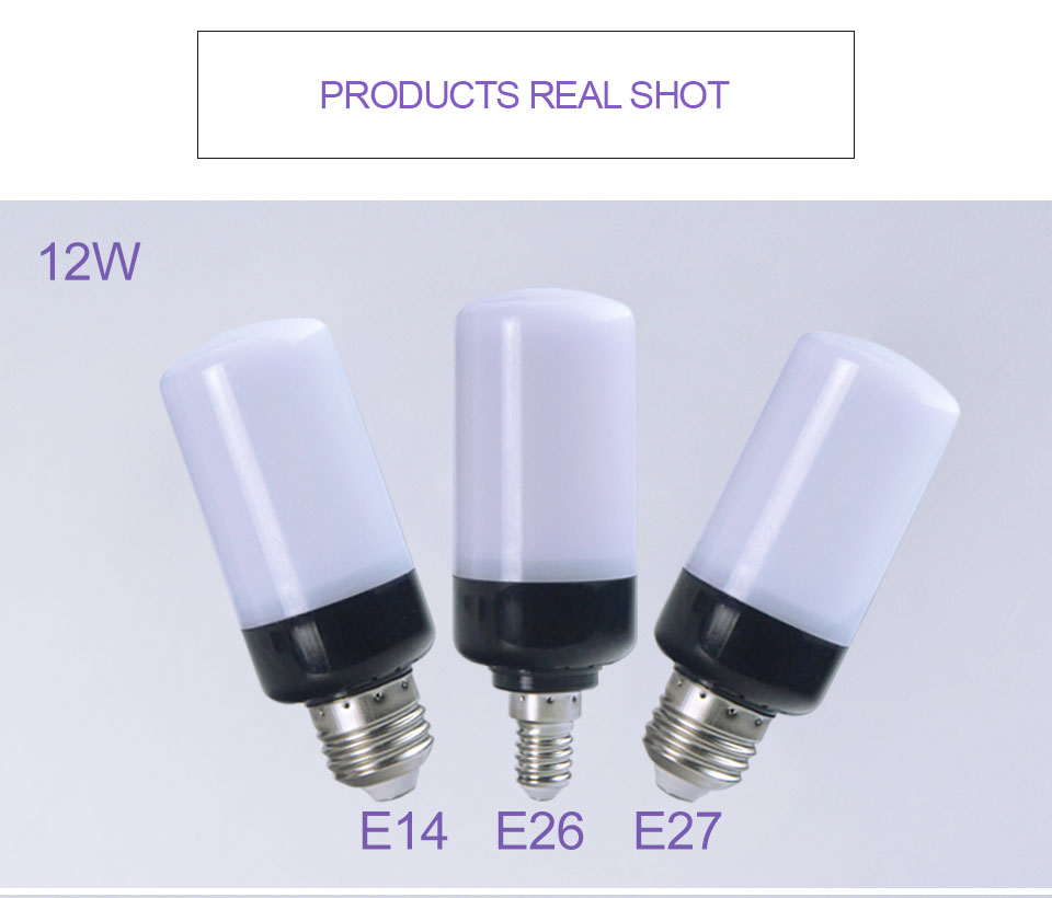 E12 E26 E27 LED Diode lamp (16)
