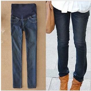 Venta al por mayor venta caliente de la nueva llegada de moda pantalones de estilo más tamaño elástico de cintura alta Leggings Jeans pant barato sml XL xxl.(China (Mainland))