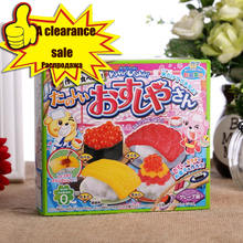 Free shipping mini sushi DIY handmade candy gift sweets and candy food candy box chinese food snacks