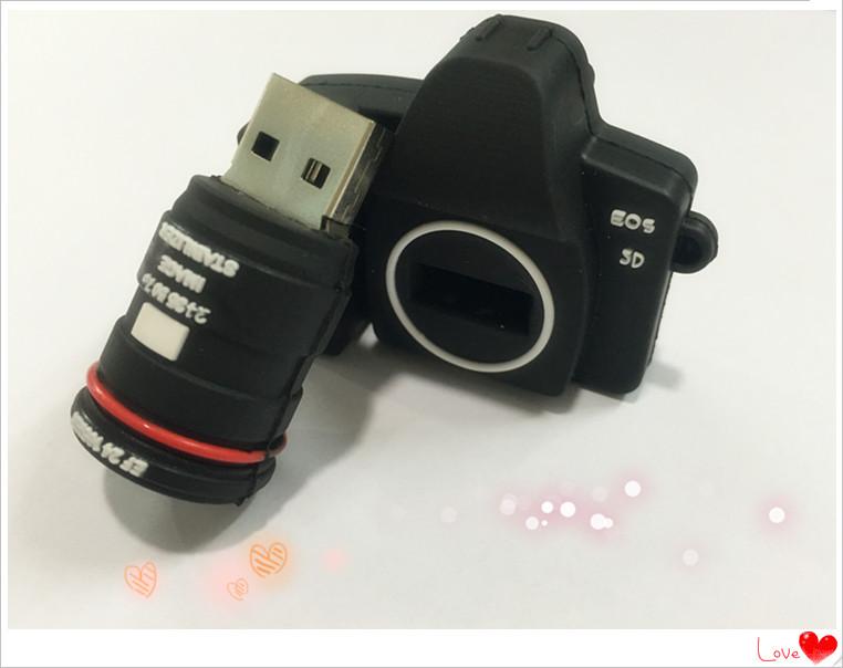 cartoon camera Camera USB Flash 2.0 Memory Drive Stick Pen/Thumb/Car usb flash drives 4gb 8gb 16gb 32gb 64gb R14(China (Mainland))