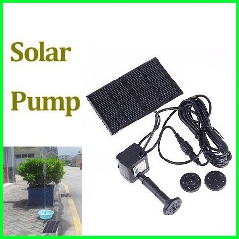 Brushless Solar Pump For Water Cycle/Pond Fountain/Rockery Fountain Solar Panel Pump 5pcs/ot  freeshipping<br><br>Aliexpress