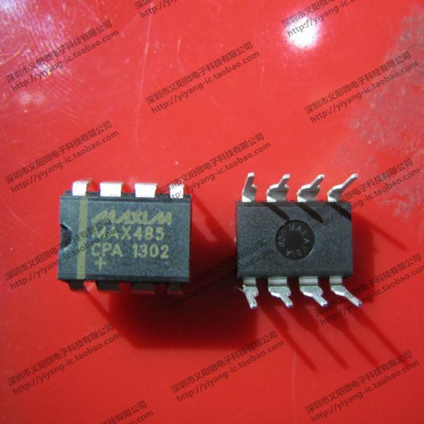 Free shipping 5pcs/lot MAX485CPA MAX485 DIP8 chip CMOS bus transceiver MAX new original(China (Mainland))