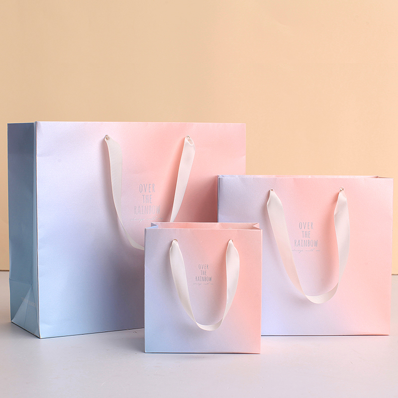 Multi colours Valentine's gift bag Portable Biscuit wedding Gift Box for Kitchen Baking Package party living(China (Mainland))