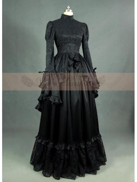 black victorian style dresses - photo #38