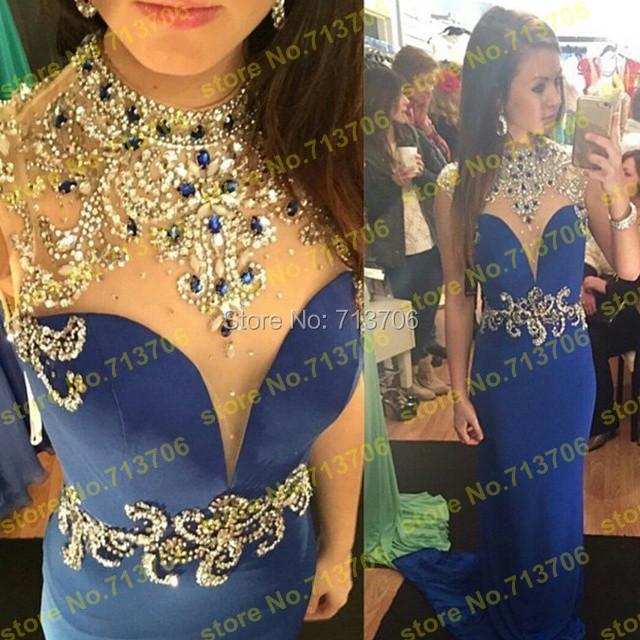 цена Вечернее платье Su mei lun 2015 3383S онлайн в 2017 году