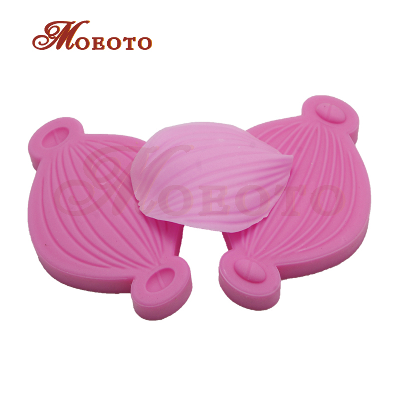 New veiner flower petal 3d silicone mold fondant cake silicone mould cupcake dessert biscuit mold cake decor tools free shipping(China (Mainland))