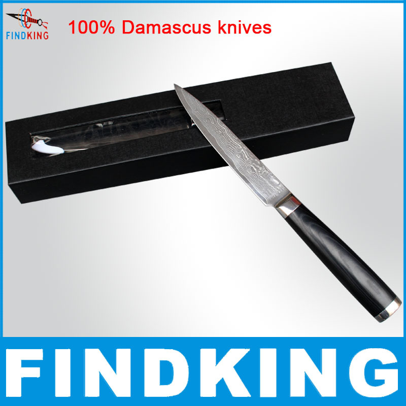 findking brand 5 japanese vg10 stainless steel kitchen knife sharper chef knife kitchen knife. Black Bedroom Furniture Sets. Home Design Ideas