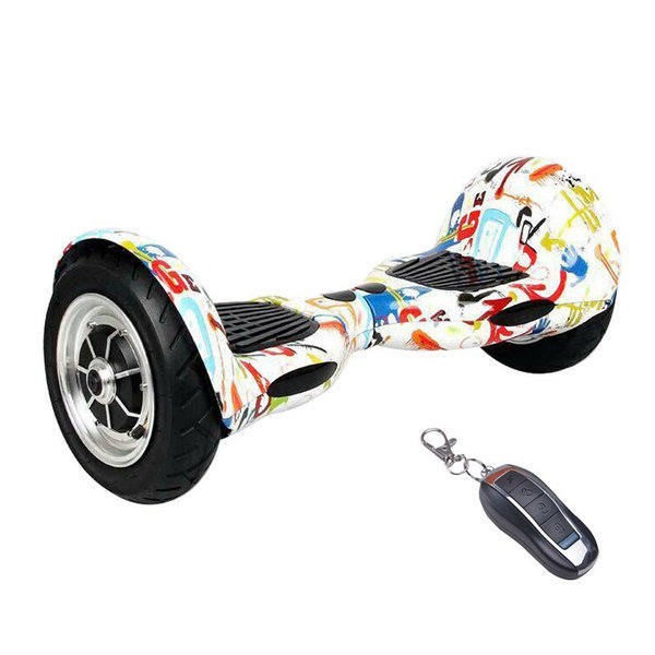 10 Inch Self Balancing fun wheel electric scooter wheel balancer Smart Balance Wheel Colorful sell electric scooter samsung 36v