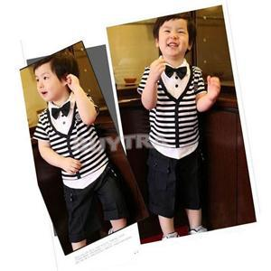 New Kids Boys Bow Tie for Wedding Lovely Lovely Tie Children