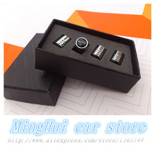 JAGUAR car emblem Chrome Metal Wheel Tire Valve Caps Air Stem Cover for XF XJ XJL XK Auto accessories Free Shipping(China (Mainland))
