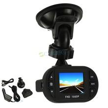 2016 NEW 1.5inch 120 Degree Full HD 1080P Vehicle Car Camera 1080P G-Sensor Night Vision Car DVR Video Recorder 68(China (Mainland))
