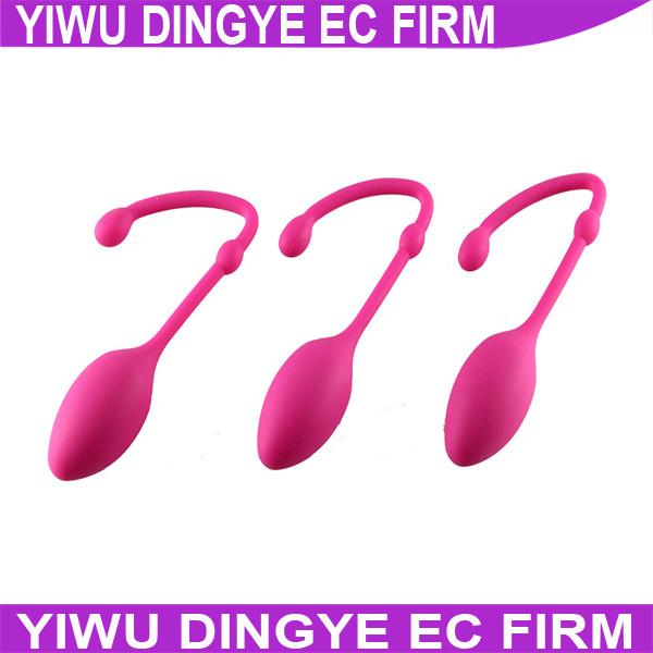 Vagina Exerciser Kegal Ball ,Smart Bead and Love Ball, Virgin Trainer, Sex Product For Women,Vaginal Ball(China (Mainland))