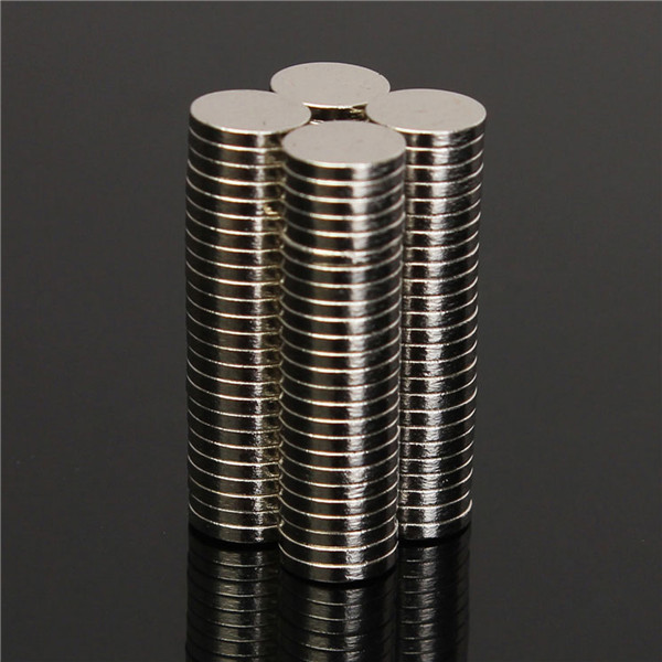 Best Price 100pcs N52 6x1mm Disc Neodymium Magnet Strong Rare Earth Small Fridge Magnets<br><br>Aliexpress