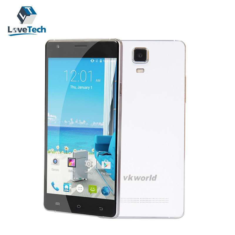 Vkworld Discovery S1 4G LTE 3D Phone MTK6735A Quad Core 2G RAM 16G ROM 5.5 Inch SmartPhone FHD 1920*1080 3050mAh Android 5.1(China (Mainland))