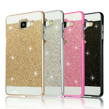 Luxury Glitter Case Samsung Galaxy 2016 A3 A5 A7 J1 J5 J7 (6) Fashion Bling Sparkle Shinning Phone Cases Back Cover - JFVNSUN Factory Store store