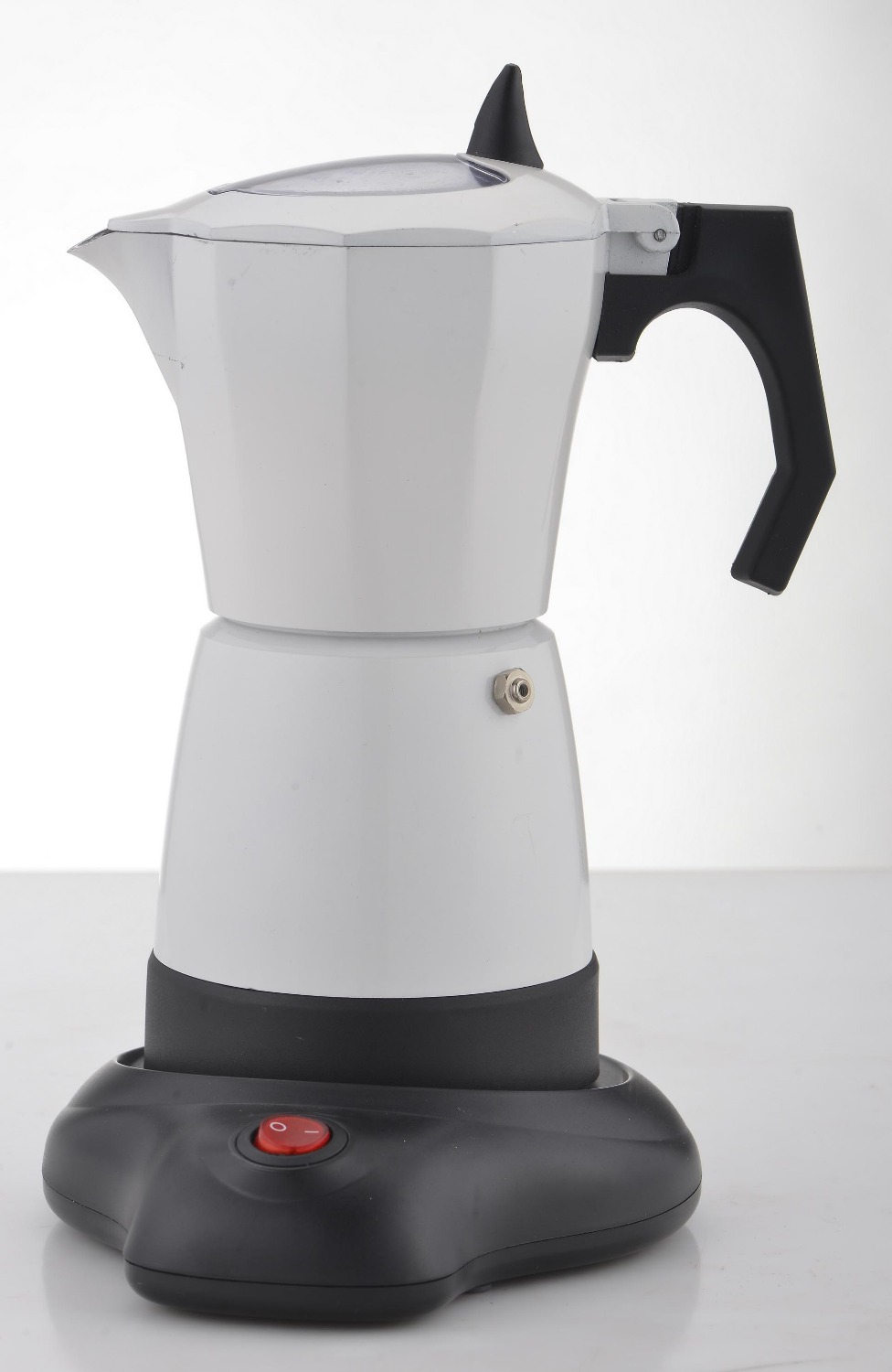 Electric Percolator Coffee Maker Reviews : Electric espresso mocha coffee maker/mocha coffee pot with high quality,and perfect gift for ...
