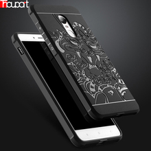 Buy Xiaomi Redmi Note 4 Case 5.5inch Phone Bags Back Cover Armor Shockproof 3D Dragon High Rubber Soft Silicone for $4.01 in AliExpress store