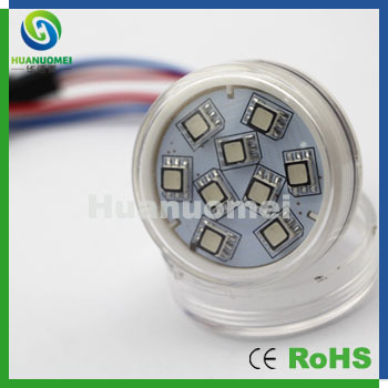 45mm 9pcs IP67 full color led pixel SMD5050 led module light indoor/outdoor display(China (Mainland))