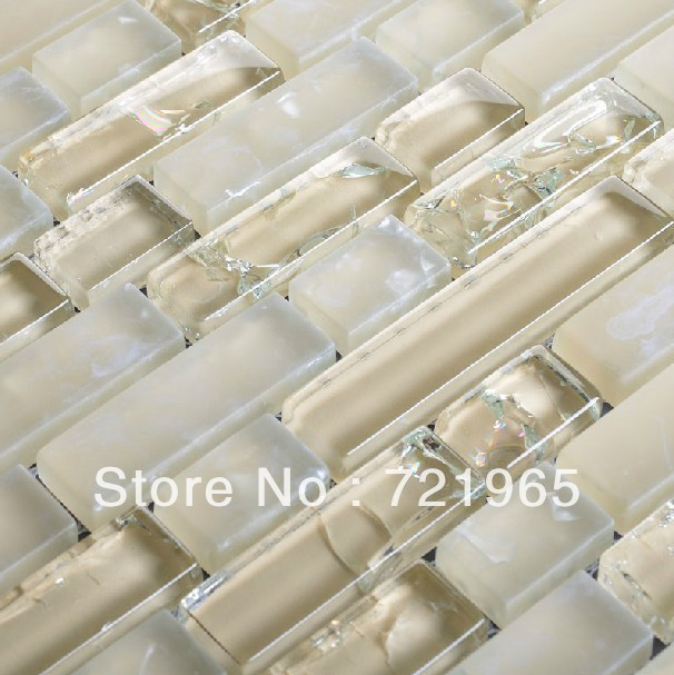 Http Www Aliexpress Com Item Crystal Glass Mosaic Discount Tile Kitchen Backsplash Glass Mosaic Wall Tiles Ckmt052 Glass Tile Stone Mosaic 1171459833 Html