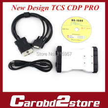 New Design LEGAL CDP  New VCI for  ds150e cdp pro plus LED 3 in 1 with  software white or blue colors for choice(China (Mainland))