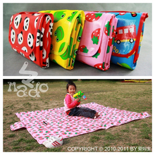 finished carpet NADO Children's Play Mat Crawling Baby Blanket Cartoon Beach Mat | Picnic Mat outdoor Picnic(China (Mainland))