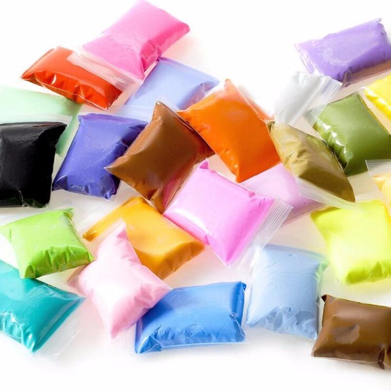 Как полимерную глину сделать цветной