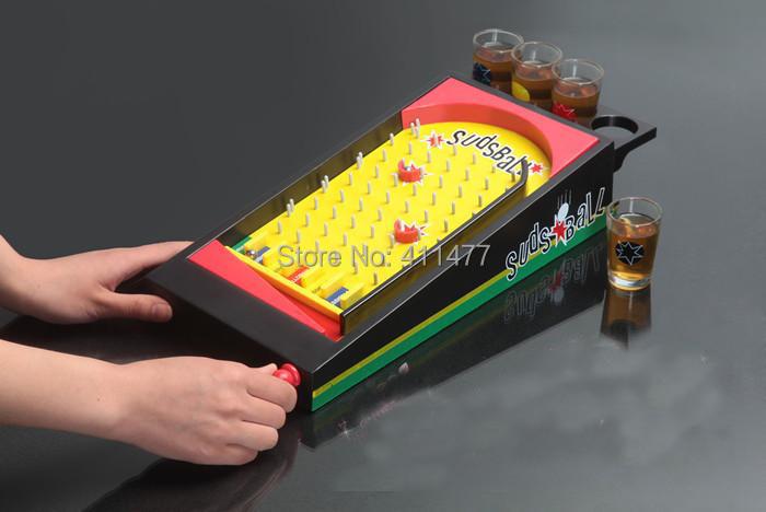 3x Sudsball Shot Drinking Game(China (Mainland))