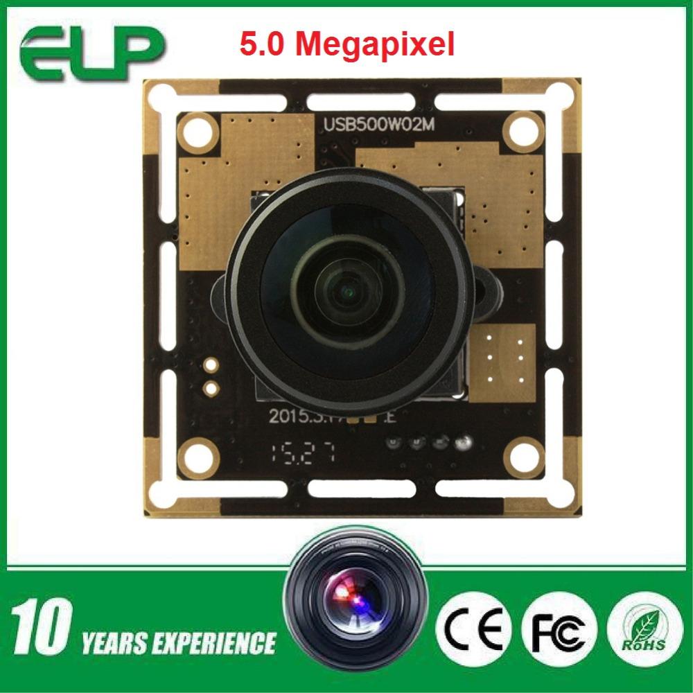 5mp CMOS OV5640 free driver android .linux, Windows 180 degree panoramic fisheye lens mini cctv usb webcam camera(China (Mainland))