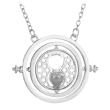 2015 New Vintage Style Harry Potter Time Turner pendant Necklace The Golden Snitch Jewelry Popular Antique