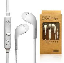 Vendita calda!  3.5mm in-ear auricolari auricolari della cuffia auricolare vivavoce con microfono per samsung galaxy s3 s4 s5 nota3/4/5 htc sony(China (Mainland))
