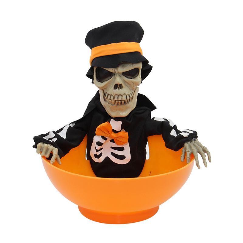 Online kopen wholesale halloween kom uit china halloween for Decoratie nep snoep