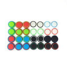 4 Colorful Silicone Analog Thumbstick Caps for Sony PS4 Joystick Caps for Dualshock 4 PS4/XBOXone Controller Game Accessories