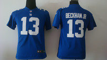 All stitched Youth New York Giants Kids children 11 Phil Simms 13 Odell Beckham Jr. 56 Lawrence Taylor #92,camouflage(China (Mainland))