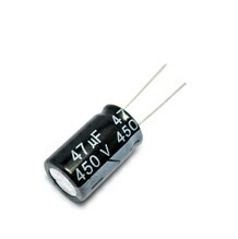 2450V 47UF electrolytic capacitor, microfarad capacitors 16*25mm - Ace Wong's store
