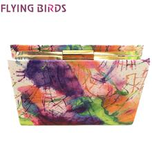 Fliegende vögel! 2015 elegante frauen handtaschen bankett abendtaschen Tag clutch bag neuen stil pomo Bücher muster frauen tasche ls5559(China (Mainland))