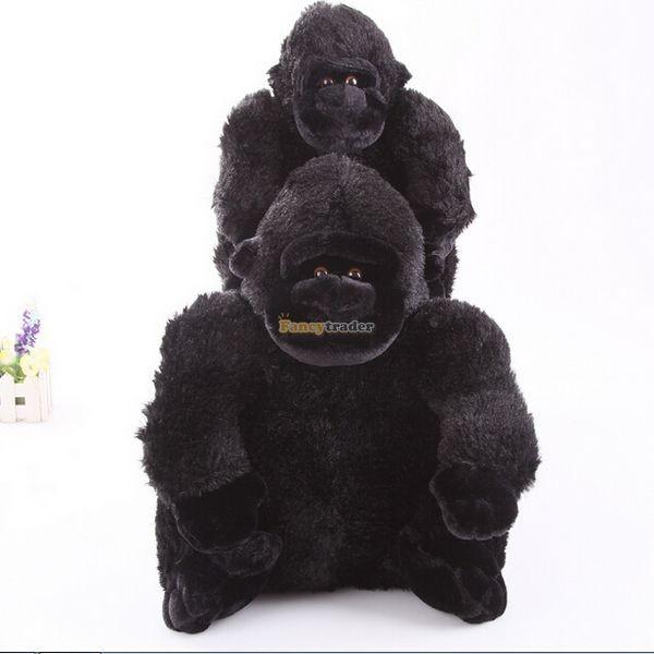 Fancytrader 33'' 85cm Giant Plush Stuffed Ape Chimpanzee Monkey, Great Gift, Free Shipping FT90338 (2)
