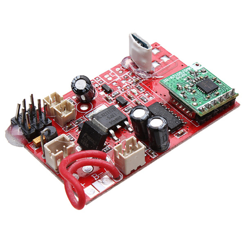 WLtoys Brushless V913 RC Helicopter Part Brushless Receiver Board<br><br>Aliexpress