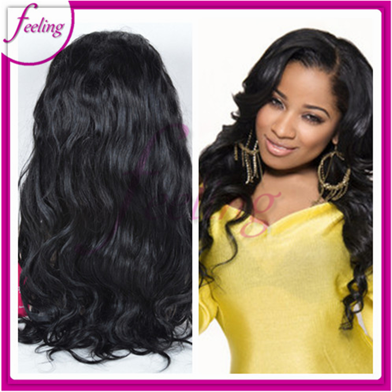 Full Lace Front Wigs Human Hair Cheap 13