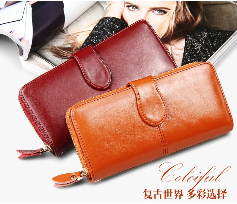 Genuine Leather wallet 6