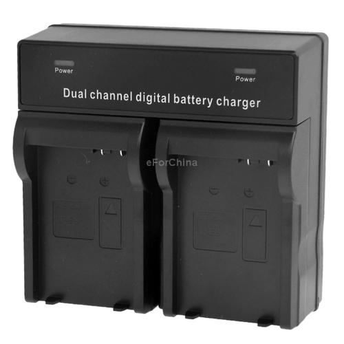 Camera Accessories Dual Channel Digital Battery Charger Canon LP-E8 Batteries - Shenzhen eForChina Technology Limited Company store