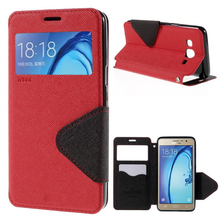 Buy Luxury Original Roar Korea Diary View Window Leather Flip Stand Cover Case Samsung galaxy On5 G550 G5500 Phone Bags Cases for $7.60 in AliExpress store
