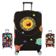 Buy Travel Luggage Suitcase Protective Cover, Stretch, made S/M/L/XL, Apply 18-32inch Cases, Travel Accessories for $12.00 in AliExpress store