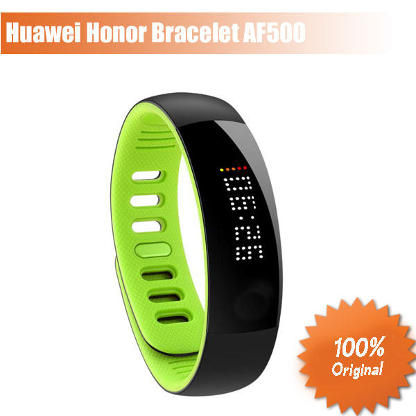 Original Huawei Honor Bracelet AF500 Wearable Tracker Waterproof Intelligent Smart Band Wristband For Android Mobile Phone(China (Mainland))